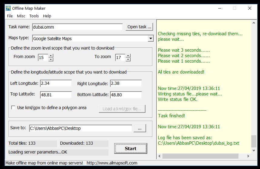 Offline Map Maker 8 037 With Keygen | AbbasPC